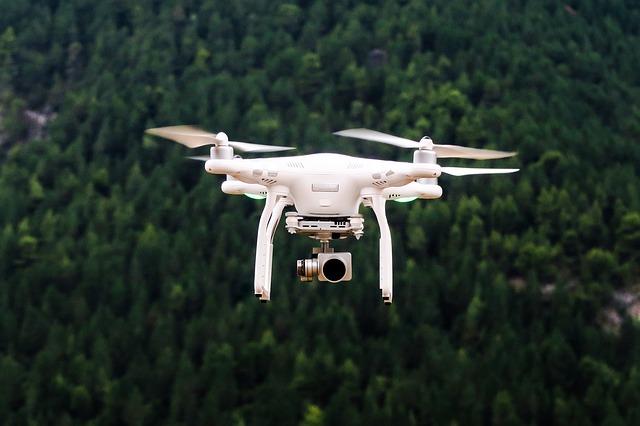 Une vidéo par drone : est-ce un atout ?