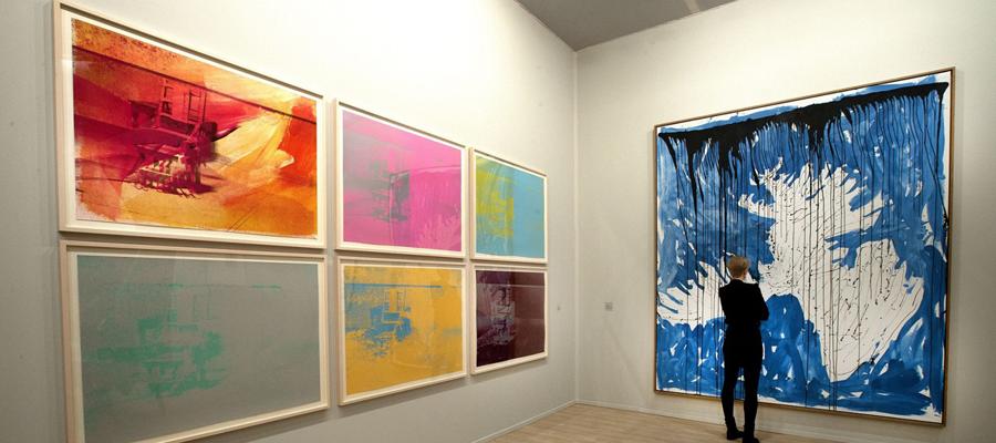 4 conseils de Marc-Arthur Kohn pour faire fortune dans le monde de l'art