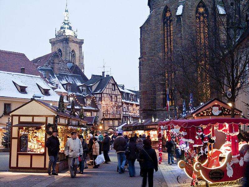 Les 4 meilleures villes européennes pour passer Noël