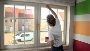 peinture bois intérieure et extérieure