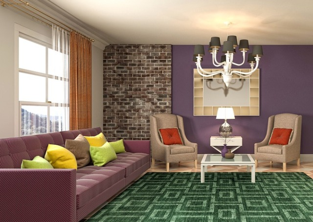 Comment mettre en valeur un tapis dans ma maison ?